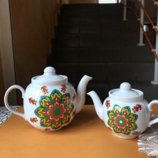Чайник керамический 0,2 л
