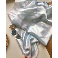 Платок татарский светло-голубой