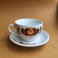 Чайная пара чашка татарская