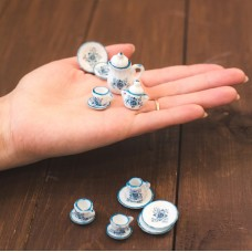 Мини-набор керамической посуды