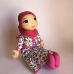 Кукла-мусульманка Аиша музыкальная