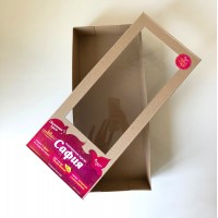 Подарочная коробка для куклы