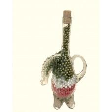 Фигурная бутылка-слон