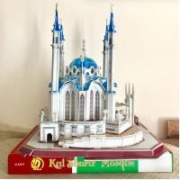 3D пазл мечеть Кул Шариф