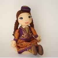 Кукла-татарка Аниса музыкальная