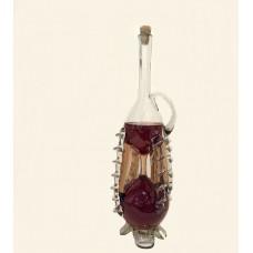 Фигурная бутылка-графин