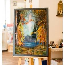"Картина войлочная ""Осень"""