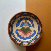 Пиала глиняная 13.5 см