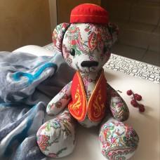 Мишка татарский музыкальный большой