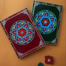 Ежедневник с татарским орнаментом