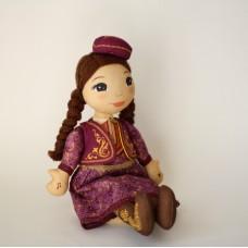 Кукла-татарка Сафия музыкальная