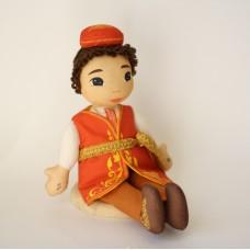 Кукла-мальчик Салават музыкальный