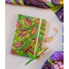 Подарочный набор: ежедневник, ручка, флешка