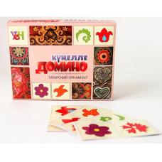 Татарское домино для детей